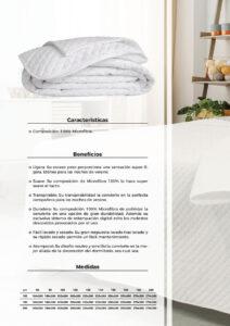 Oferta colcha de verano de regalo con la compra de colchón LOMONACO en Ocasofás Alhama, Murcia